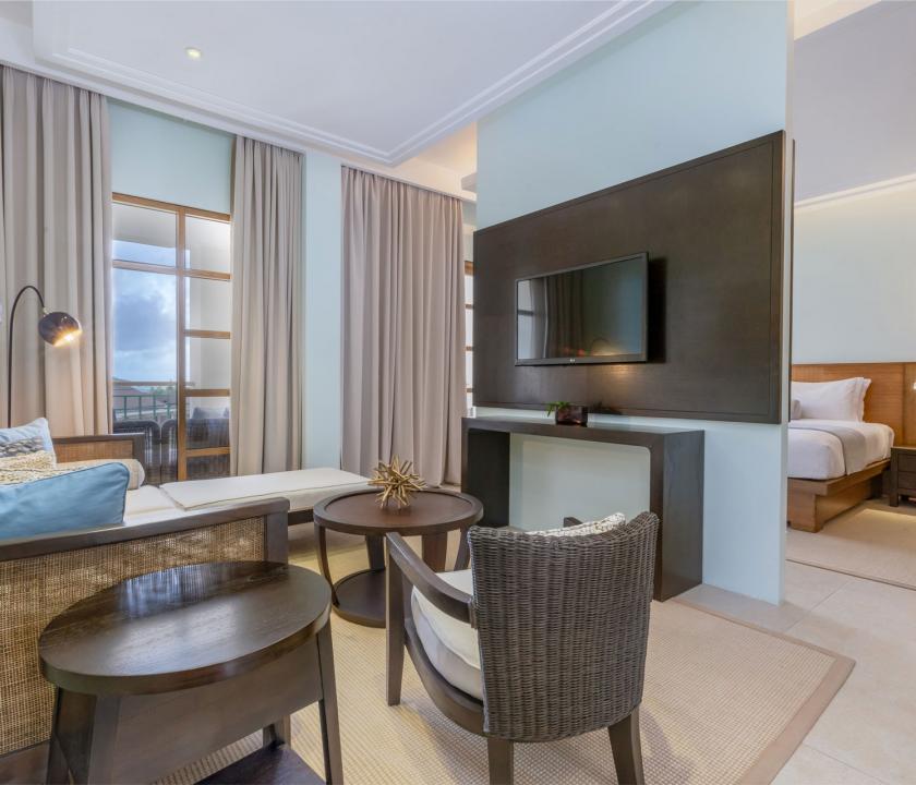 Savoy Resort & Spa / Junior Suite (Seychelle szigeteki utazások)