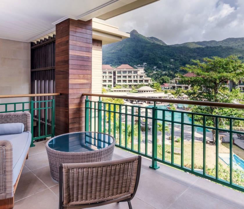 Savoy Resort & Spa / Savoy Ocean Side room (Seychelle szigeteki utazások)