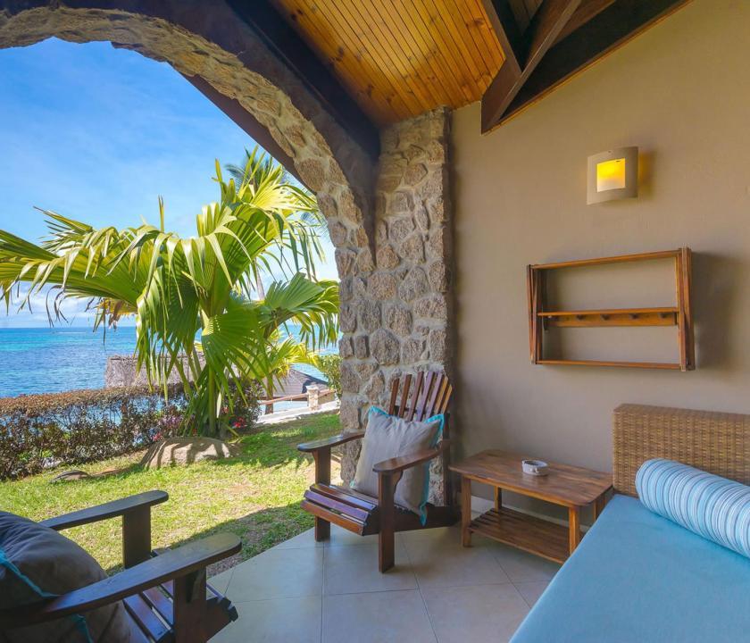 Coco de Mer Hotel & Black Parrot Suites / Standard room (Seychelle szigeteki utazások)