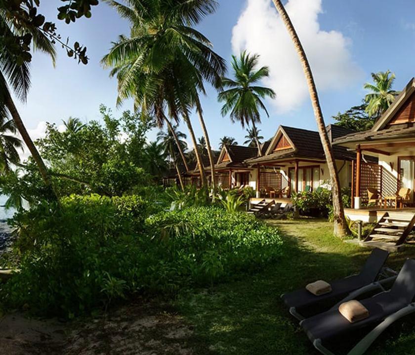Hilton Seychelles Labriz Resort & Spa / Beachfront villa (Seychelle szigeteki utazások)
