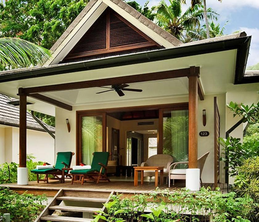 Hilton Seychelles Labriz Resort & Spa / Garden villa (Seychelle szigeteki utazások)
