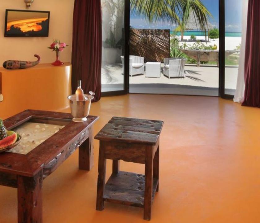 Gold Zanzibar Beach House & Spa / Luxury Beach Villa Retreat (Zanzibári - Tanzániai utazások)