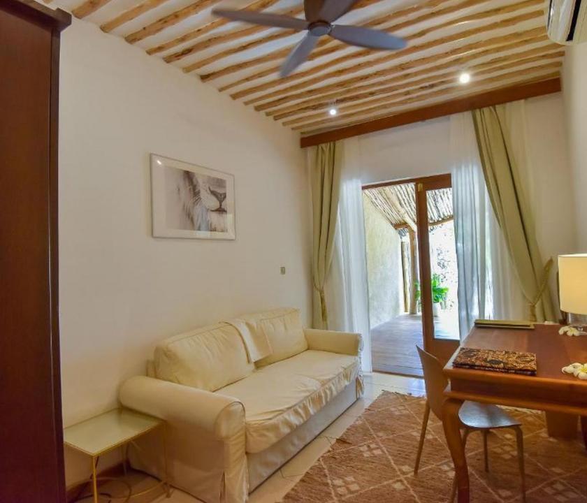 Zanzibar White Sand Luxury Villas & Spa - Relais & Chateaux / Cinnamon Family Room (Zanzibári - Tanzániai utazások)