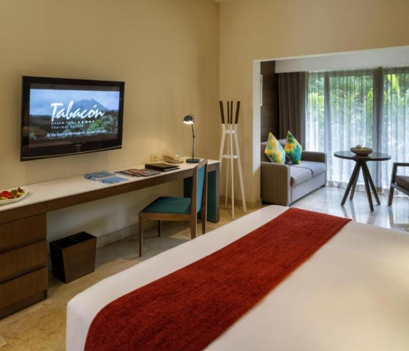 Tabacón Thermal Resort & Spa / Orchid room (Costa Rica-i utazások)