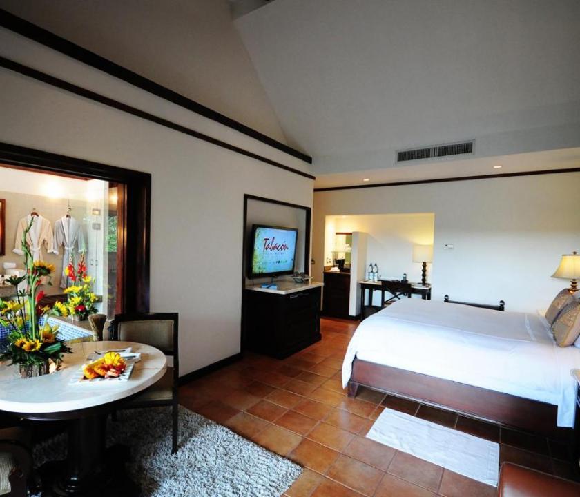 Tabacón Thermal Resort & Spa / Rainforest room (Costa Rica-i utazások)