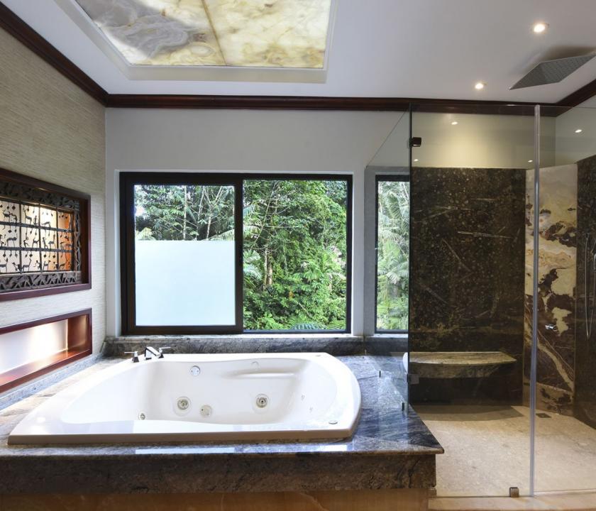 Tabacón Thermal Resort & Spa / Senator suite (Costa Rica-i utazások)