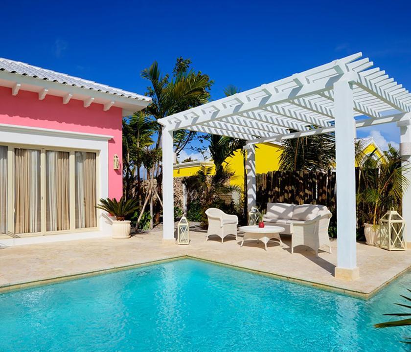 Eden Roc at Cap Cana / Luxury Pool Junior Suite - privát medence (Dominikai utazások)