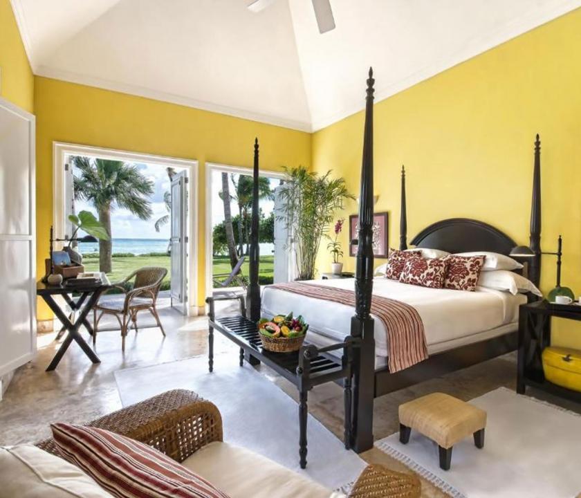 Tortuga Bay Puntacana Resort & Club / 3Bedroom Deluxe villa (ocean front) - hálószoba (Dominikai utazások)