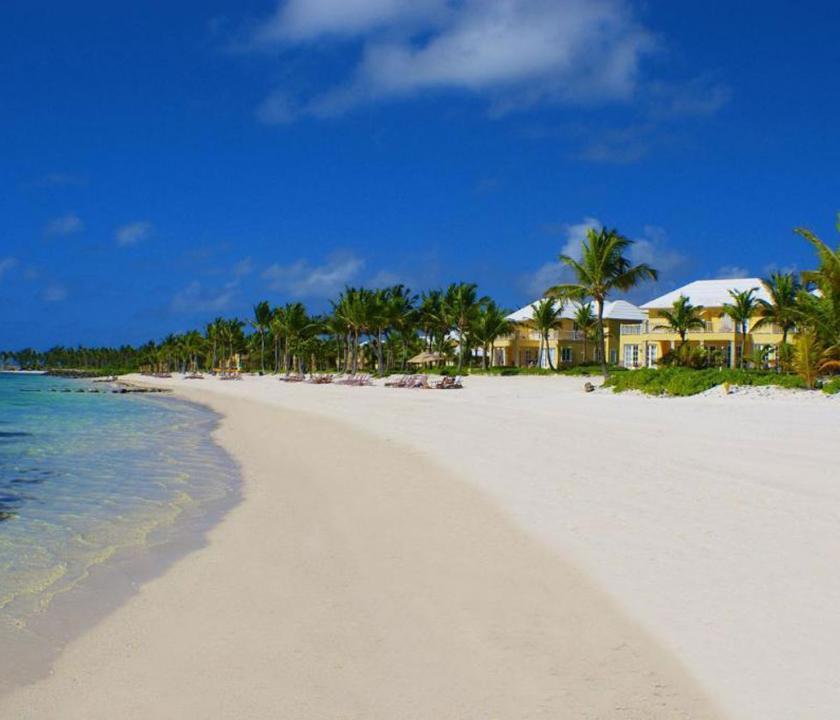 Tortuga Bay Puntacana Resort & Club / Junior Suite Ocean front - a villa kivülről (Dominikai utazások)