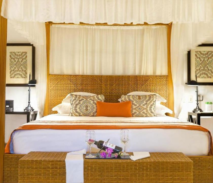 Tortuga Bay Puntacana Resort & Club / Junior Suite Ocean view - hálószoba (Dominikai utazások)