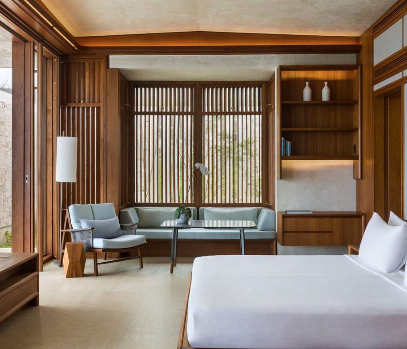 Amanera / 2 Bedroom Bay View Casa - hálószoba (Dominikai utazások)