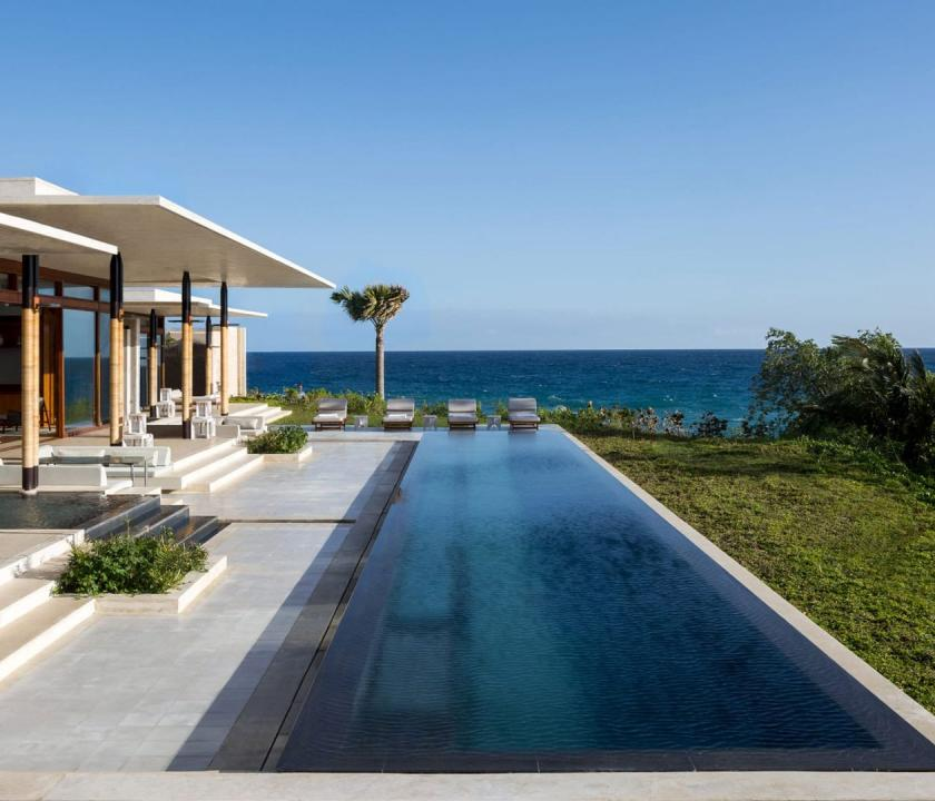 Amanera / 2 Bedroom Bay View Casa - privát medence (Dominikai utazások)