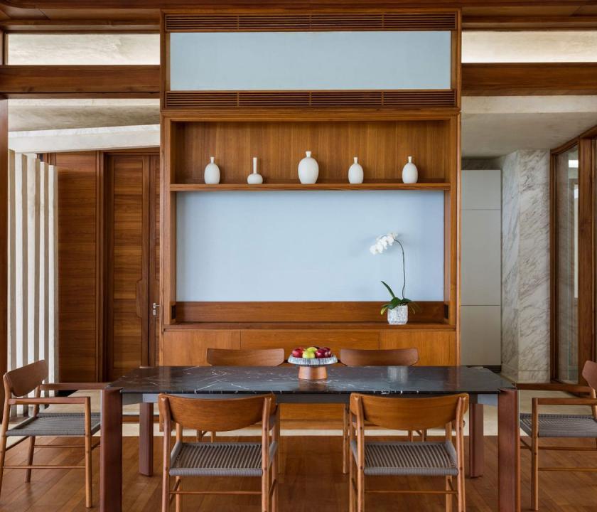 Amanera / 2 Bedroom Bay View Casa - étkező (Dominikai utazások)