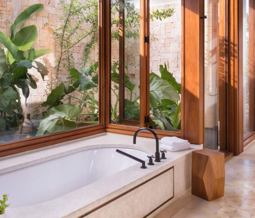Amanera / Casita - fürdőszoba (Dominikai utazások)