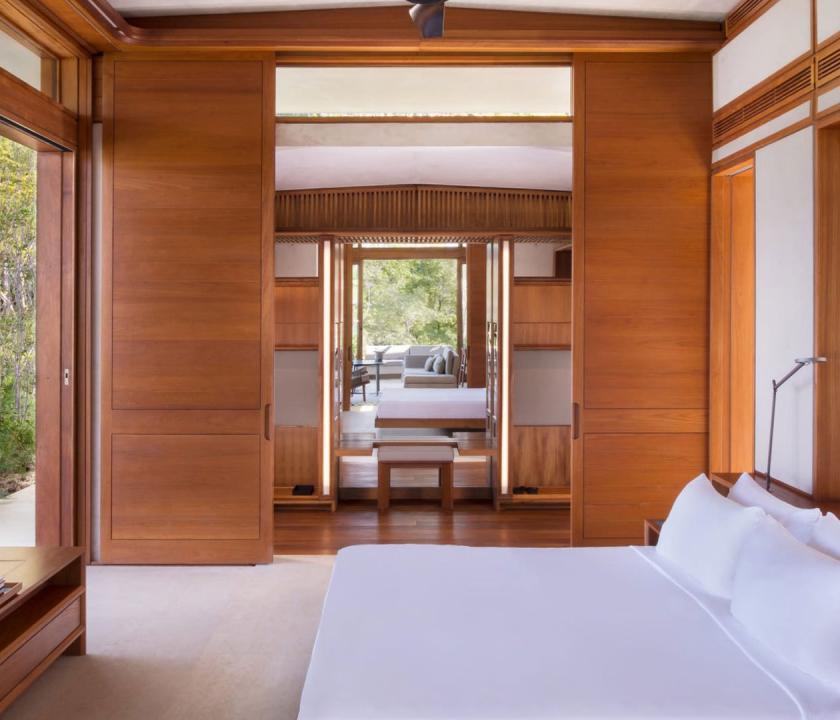 Amanera / Casita - hálószoba (Dominikai utazások)