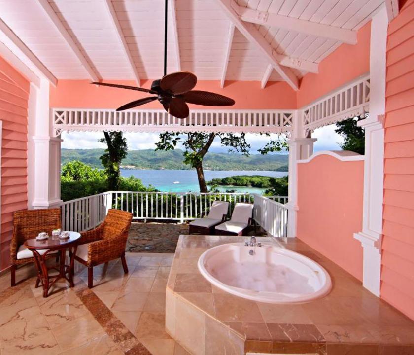 Luxury Bahia Principe Cayo Levantado / Junior Suite - fürdőszoba (Dominikai utazások)