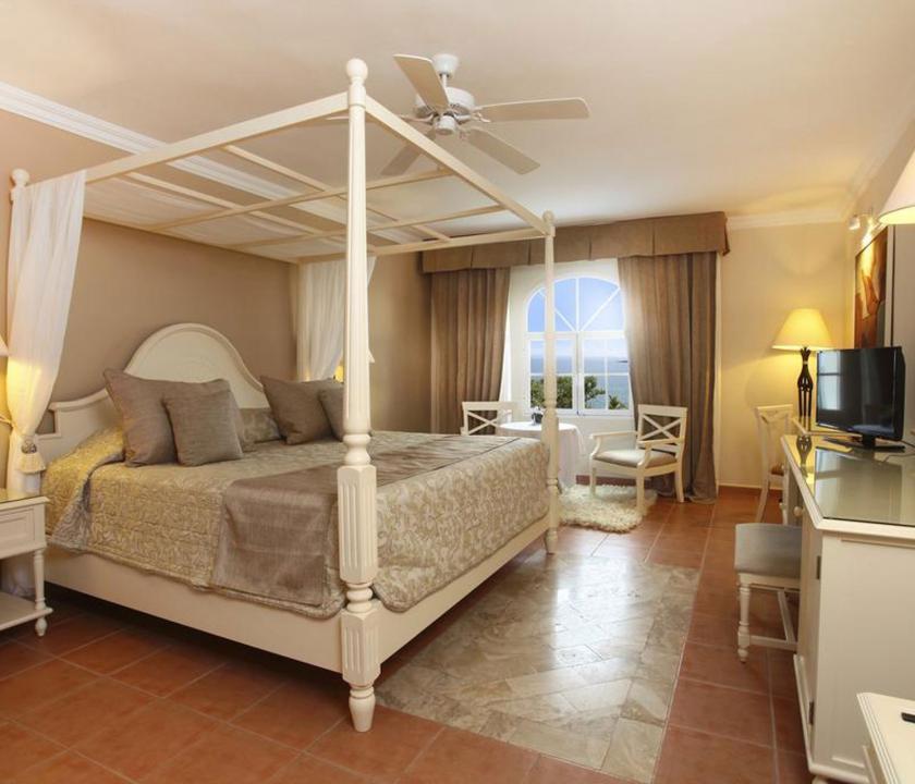 Luxury Bahia Principe Samana / Superior Sea view room - hálószoba (Dominikai utazások)