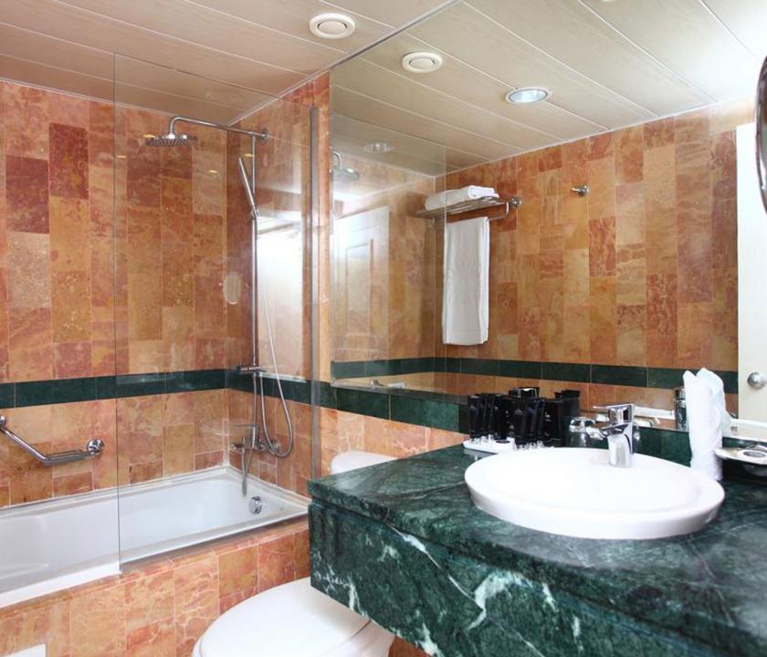 Luxury Bahia Principe Samana / Superior Sea view room - fürdőszoba (Dominikai utazások)