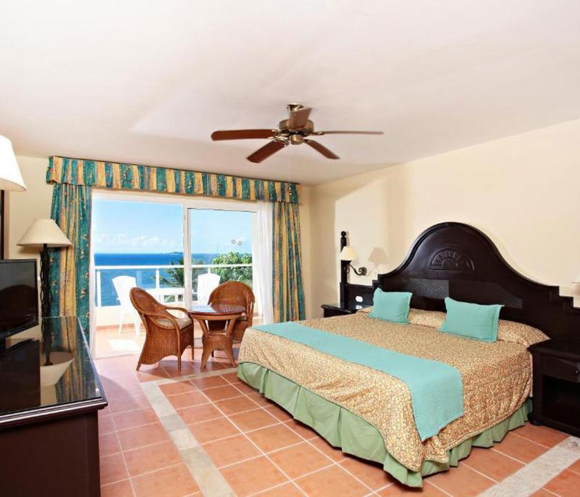 Grand Bahia Principe Cayacoa / Standard room - hálószoba (Dominikai utazások)