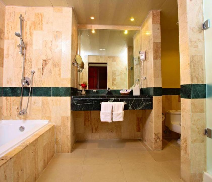 Grand Bahia Principe Cayacoa / Superior Junior Suite - fürdőszoba (Dominikai utazások)
