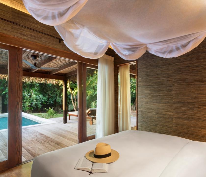 Six Senses Fiji / Hideaway Pool suite (Fidzsi-szigeteki (Fiji) utazások)