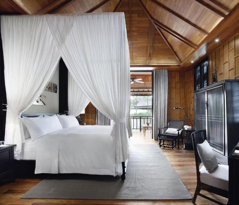 The Sanchaya Resort / Lawan Thai Villa (Indonézia-i utazások)