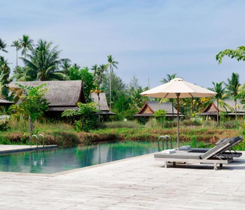 The Sanchaya Resort / Leelawadee 3 Bedroom villa with Private Pool (Indonézia-i utazások)