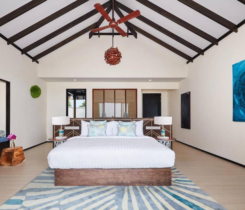 Amari Havodda Maldives / Deluxe Beach Villa (Maldív-szigeteki utazások)