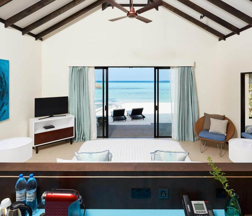 Amari Havodda Maldives / Sunset Beach Villa (Maldív-szigeteki utazások)
