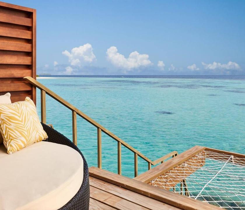 Amari Havodda Maldives / Overwater Villa (Maldív-szigeteki utazások)