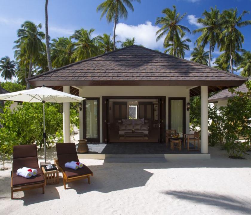 Atmosphere Kanifushi Maldives / Sunset Beach Villa (Maldív-szigeteki utazások)