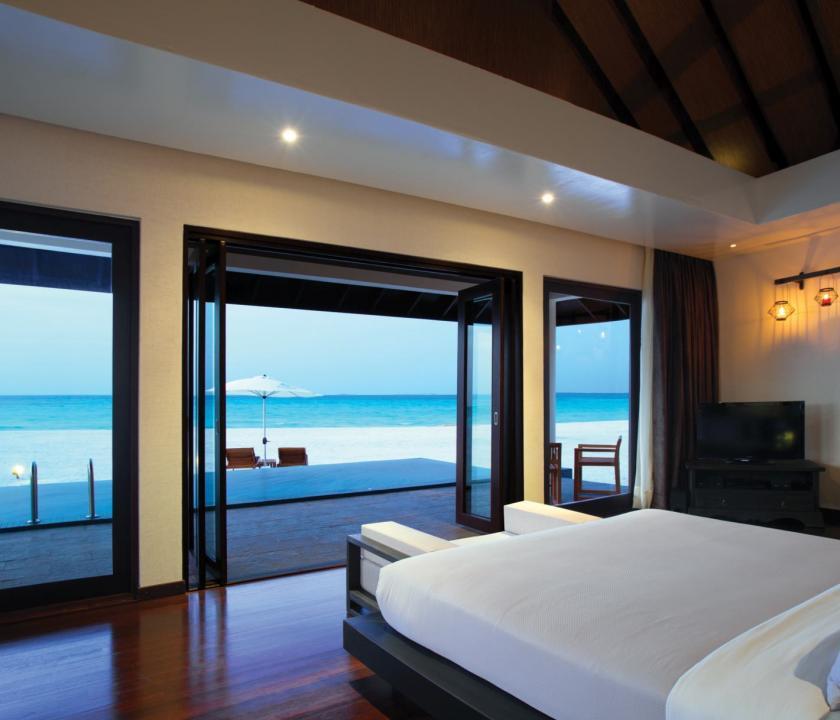Atmosphere Kanifushi Maldives / Sunset Pool Villa (Maldív-szigeteki utazások)