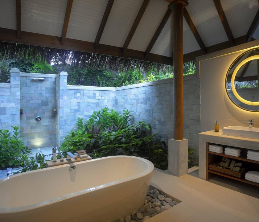 Baros Maldives / Deluxe Villa (Maldív-szigeteki utazások)