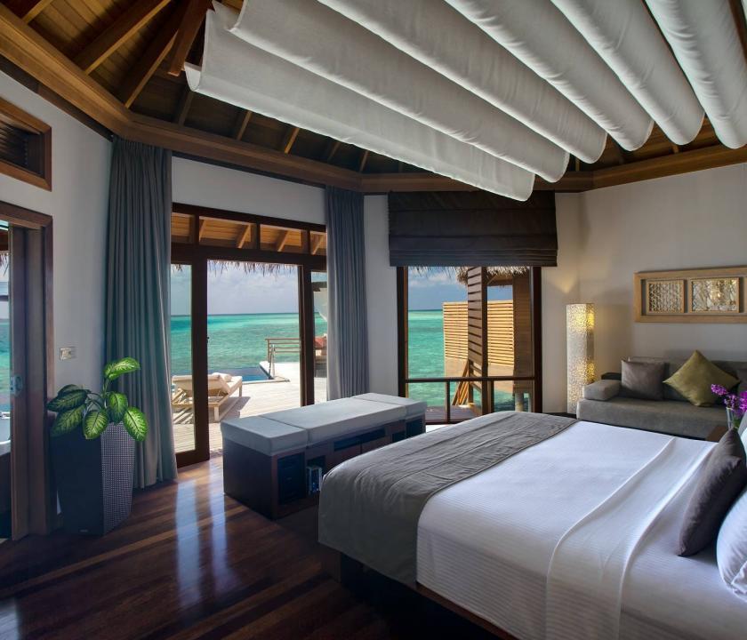 Baros Maldives / Water Pool Villa (Maldív-szigeteki utazások)