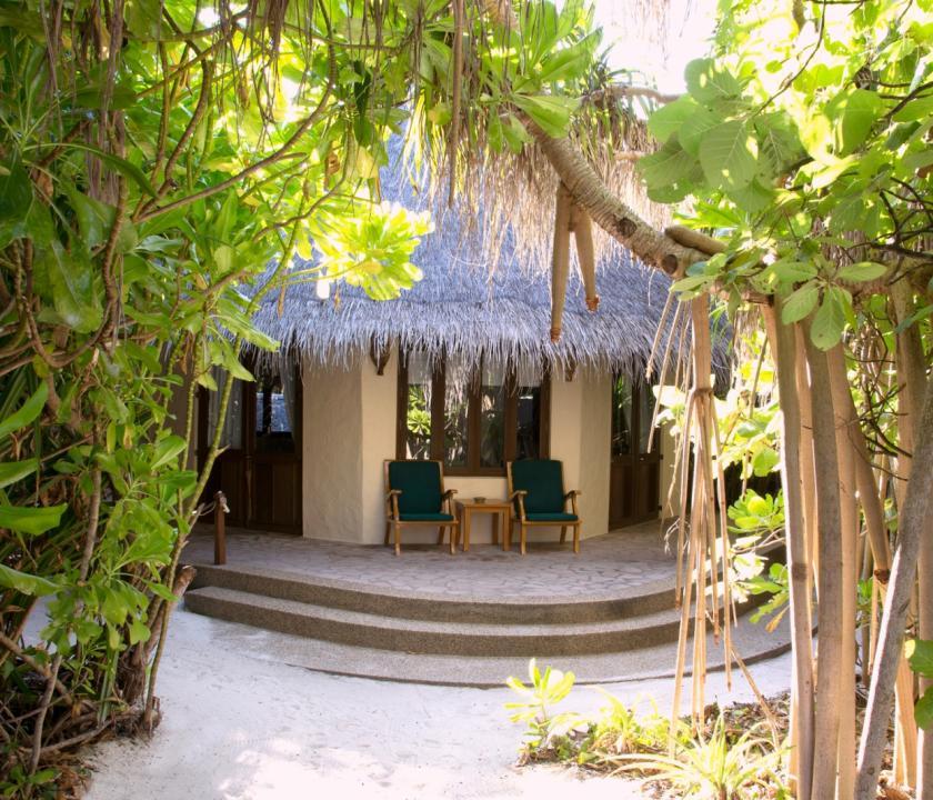 Coco Palm Dhuni Kolhu / Beach Villa (Maldív-szigeteki utazások)