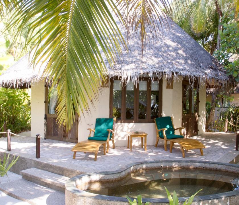 Coco Palm Dhuni Kolhu / Deluxe Villa (Maldív-szigeteki utazások)