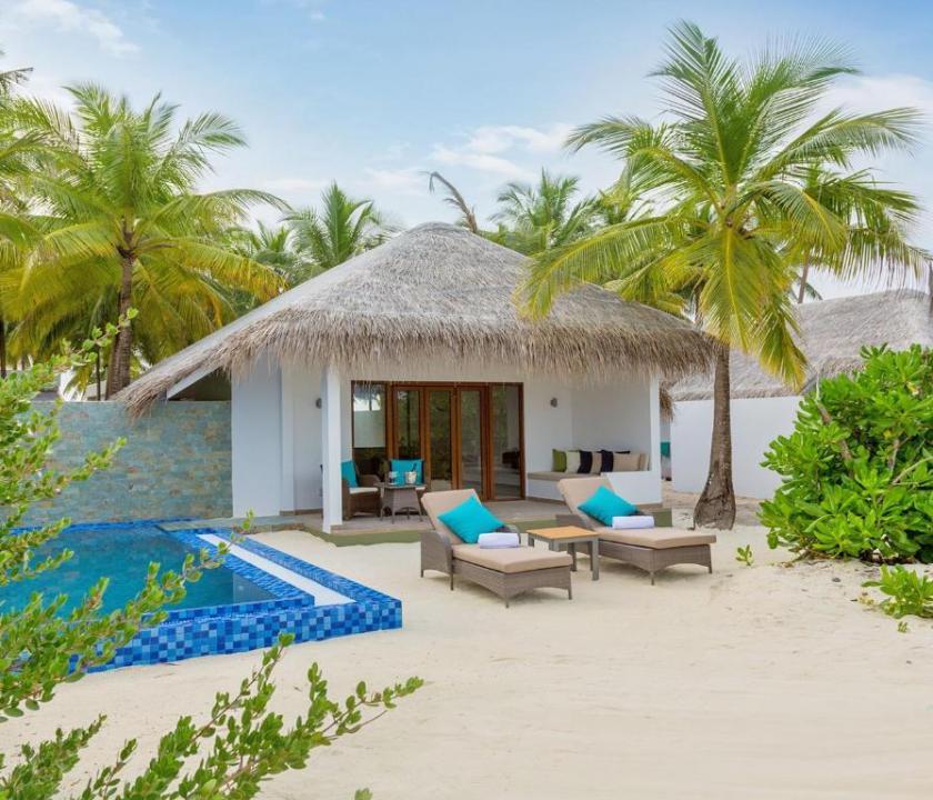 Cocoon Maldives / Beach Suite Pool (Maldív-szigeteki utazások)