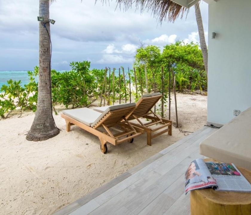 Cocoon Maldives / Beach Villa (Maldív-szigeteki utazások)
