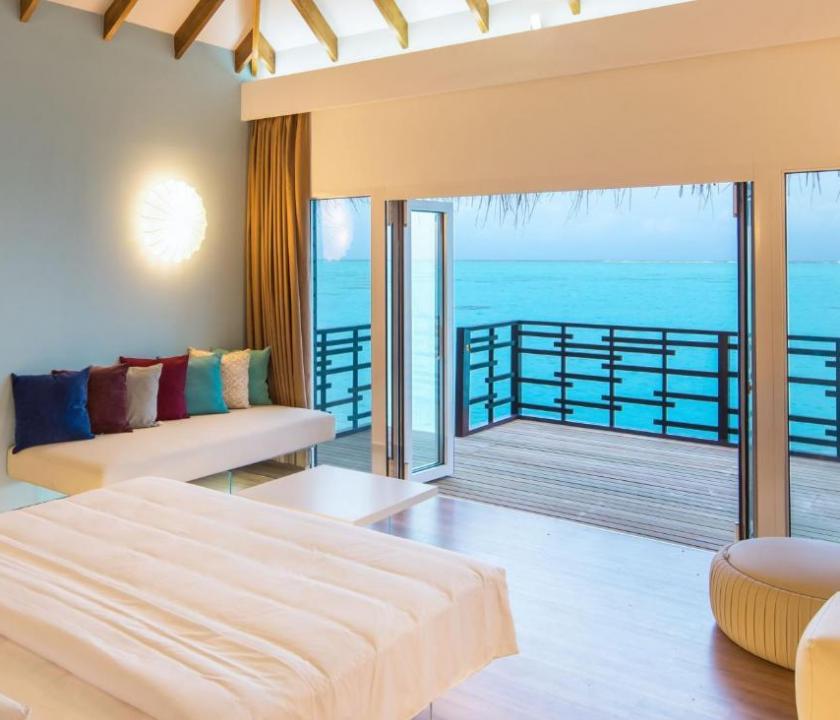 Cocoon Maldives / Lagoon Suite (Maldív-szigeteki utazások)