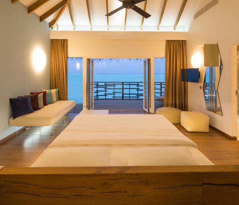 Cocoon Maldives / Lagoon Villa (Maldív-szigeteki utazások)