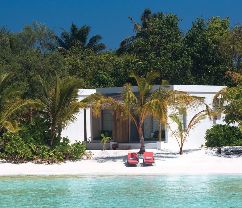 COOEE OBLU at Helengeli / Deluxe Beach Villa (Maldív-szigeteki utazások)