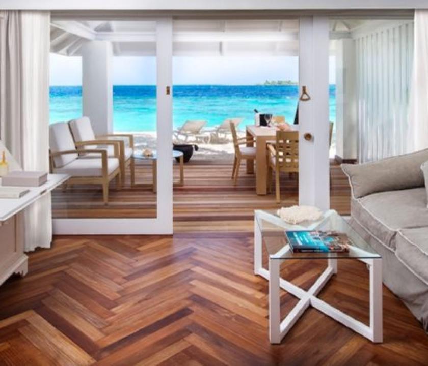 Diamonds Thudufushi / Beach Suite (Maldív-szigeteki utazások)
