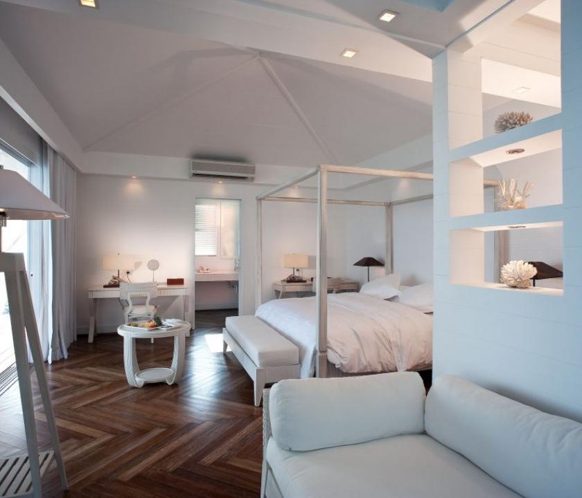 Diamonds Thudufushi / Water Villa (Maldív-szigeteki utazások)