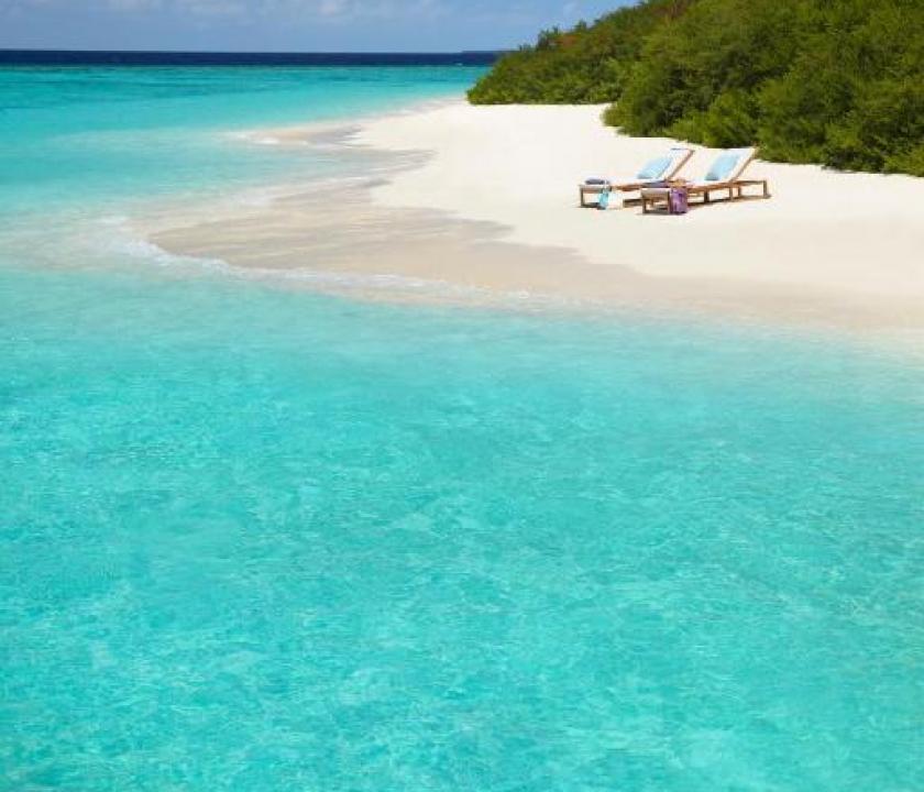 Dusit Thani Maldives / Beach Villa with Pool (Maldív-szigeteki utazások)