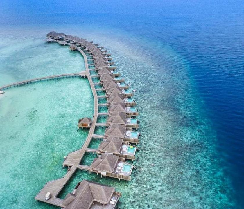 Dusit Thani Maldives / Ocean Villa with Pool (Maldív-szigeteki utazások)