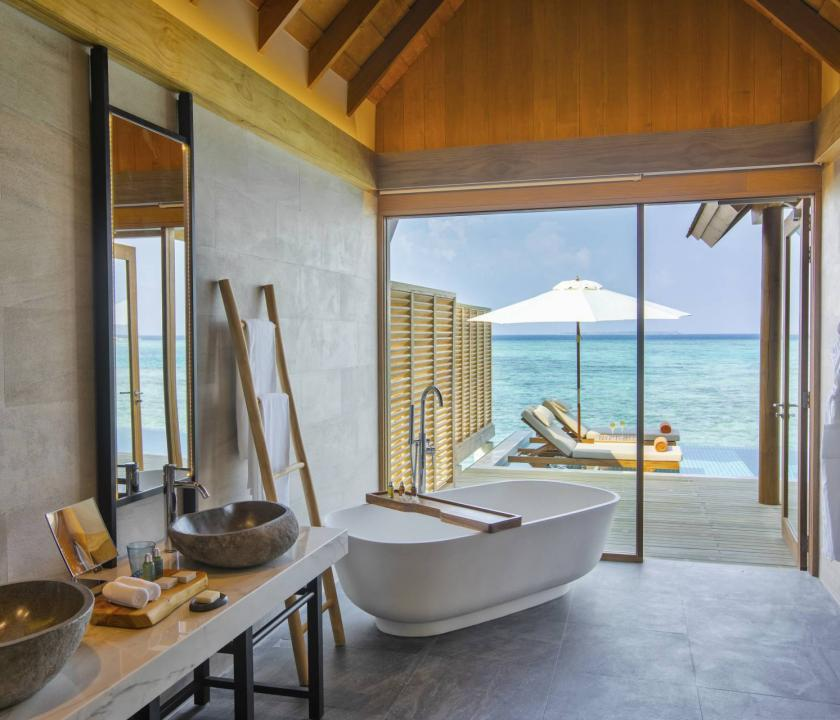 Faarufushi Maldives / Ocean Retreat with Pool (Maldív-szigeteki utazások)
