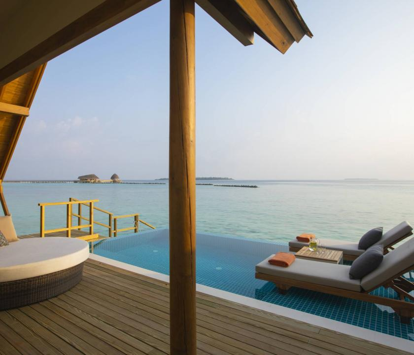Faarufushi Maldives / Ocean Retreat with Pool (Maldív-szigeteki utazások)