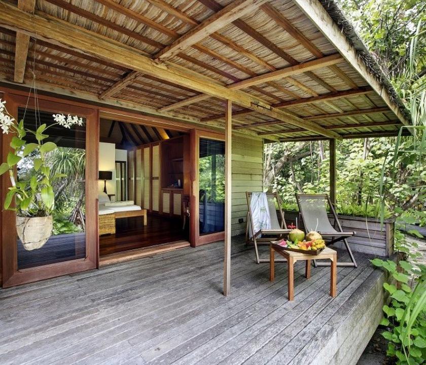 Gangehi Island Resort / Garden Villa (Maldív-szigeteki utazások)