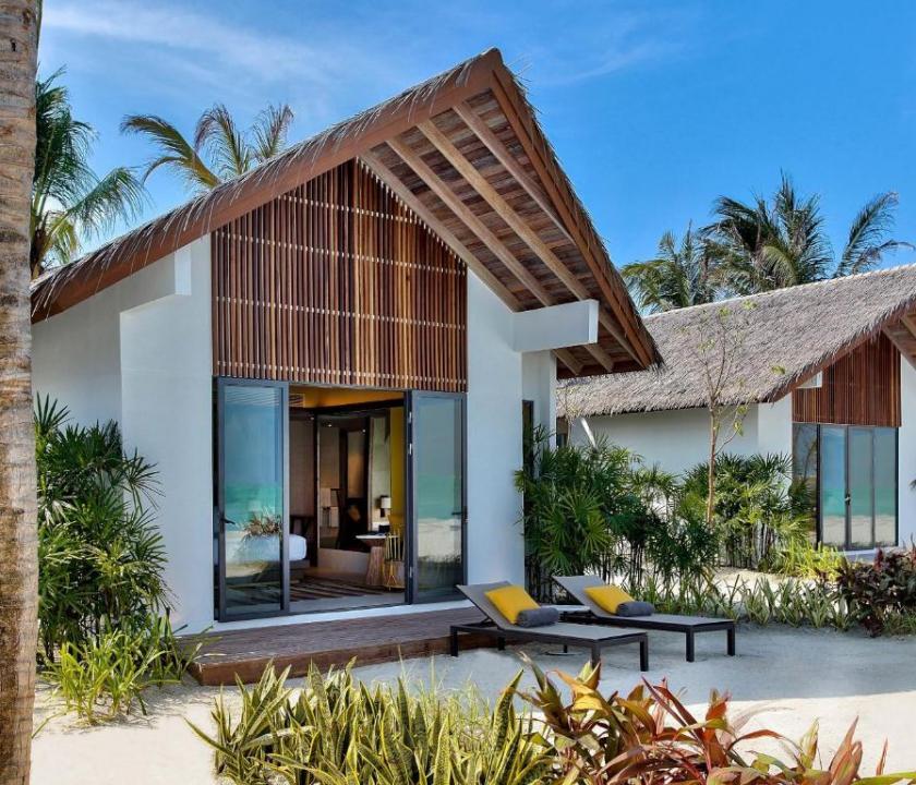Hard Rock Maldives / Gold Beach Villa (Maldív-szigeteki utazások)