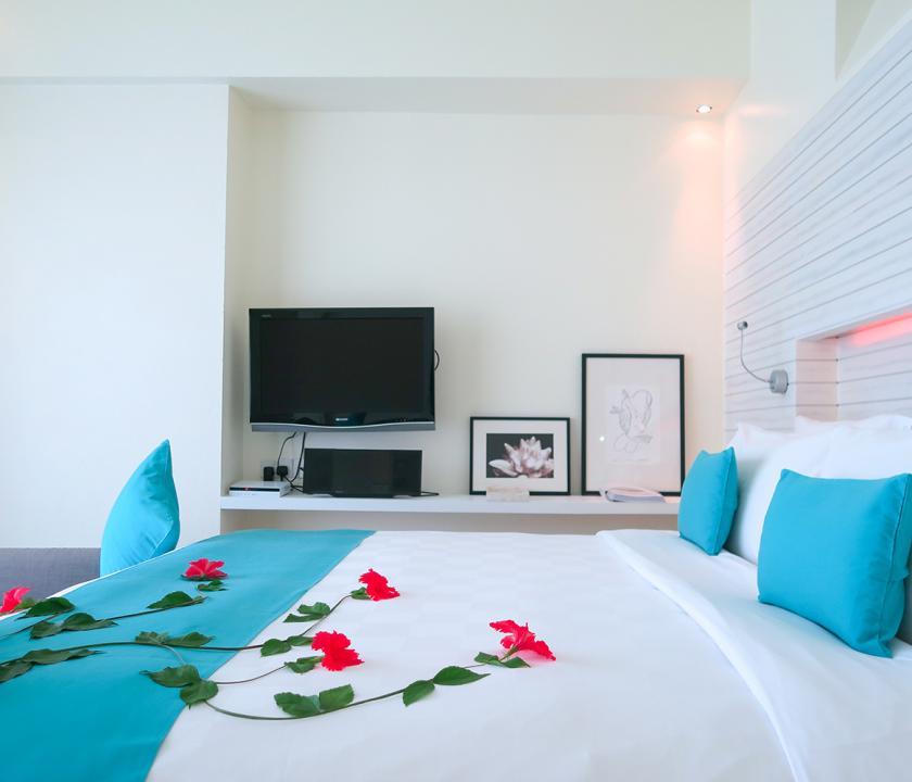 Holiday Inn Kandooma Maldives / Beach House (Maldív-szigeteki utazások)